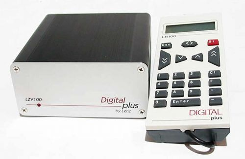 Lenz Set 100 Digital Plus DCC System v3.6
